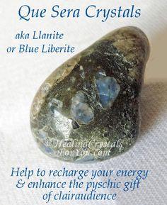 Gift Idea Reiki Healing Crystal Llanite Smooth Stone Palmstone