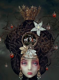 Natalie Shau for Solitaire Magazine