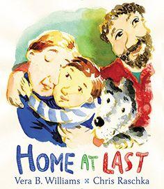 Home at Last by Vera B. Williams https://www.amazon.com/dp/0061349739/ref=cm_sw_r_pi_dp_x_SnYXxbKJAPDR6