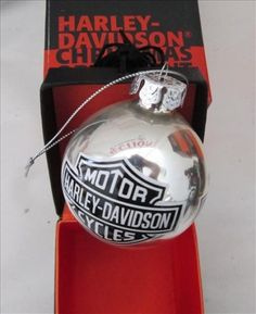 Harley Davidson 2020 Christmas Ornaments 100+ Best A Harley Davidson Christmas images in 2020 | harley