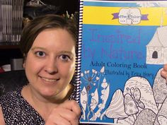 Coloring isn't just for kids anymore especially in this special edition adult coloring book.  Includes 25 hand drawn illustrations.