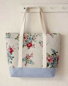 I like this bag.. but no pattern, again!