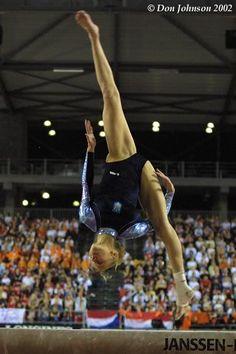 Irina Yarotska of Ukraine