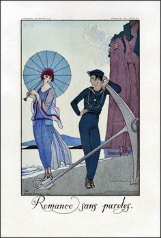 GEORGE BARBIER – THE MASTER OF ART DECO | HOUSE OF RETRO