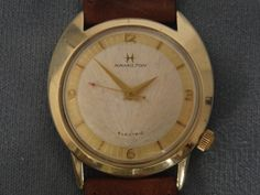 HAMILTON ELECTRIC WATCHES By Unwind In Time - Hamilton Electric Saturn