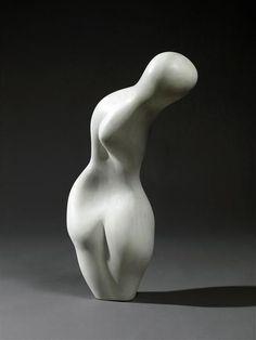 Torse gerbe, 1958 - Jean Arp