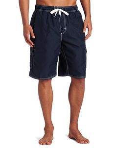 Beautiful Giant Men US Flag Print Beach Pool Pocket Swim Trunks Shorts S M L XL