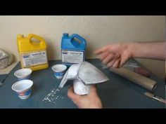XRobots - How To plastic coat foam & expanded polystyrene prop and costume pieces