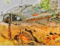 Porsche 356 RIP, Rust In Peace. ~