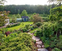 Garden pictures can provide inspiration. Browse our gallery of garden pictures, including landscape garden pictures, to find the picture of a garden that will give you your perfect landscape..