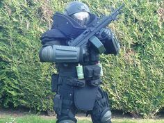 Call Of Duty, Animal Sleeve Tattoo, Combat Armor, Suit Of Armor, Military Police, Tactical Gear, Airsoft, Anonymous, Soldiers