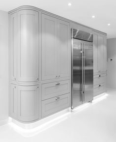 Enhance Your Senses With Luxury Home Decor Open Plan Kitchen Living Room, Barn Kitchen, Kitchen Units, Home Decor Kitchen, Kitchen Furniture, Kitchen Grey, Kitchen Ideas, Luxury Kitchen Design, Luxury Kitchens