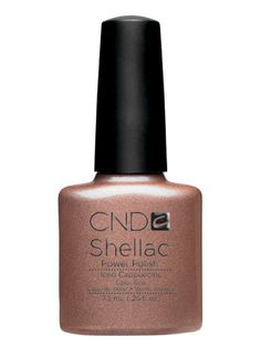 Meet the Colors | CND iced cappichino