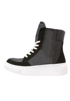 #D.GNAK #Sneaker #high #black für #Herren -