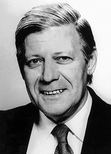 Helmut Schmidt born 23 December 1918) is a German Social Democratic (SPD) politician who served as Chancellor of West Germany from 1974 to 1982. Prior to becoming Chancellor, he had served as Minister of Defence (1969–72). As Minister of Finance (1972 to 1974), he gained credit for financial policies that consolidated the Wirtschaftswunder (economic miracle), giving Germany the most stable currency and economic position in the world. He had also served briefly as Minister of Economics and as…