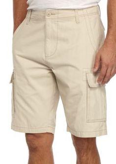 Plugg  Stone Stormer Cargo Shorts