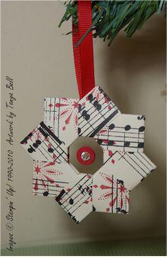 Origami Maniacs: Christmas Wreath