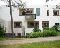 a+t - Alvar Aalto. Villa Mairea. Noormarkku. Finland, 1938