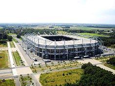 #Fußballstadion in #Mönchengladbach | #Nordpark