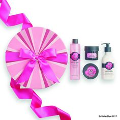 S4SisterStyle: The Body Shop Giveaway