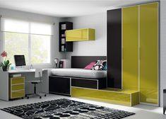 Dormitorio juvenil: DORMITORIO JUVENIL 079-102012