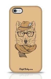 Mr. Fox Apple iPhone 6 Plus Phone Case