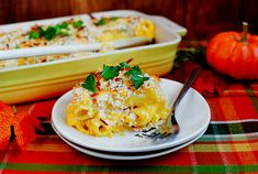 Butternut Squash Mac and Cheese - Iowa Girl Eats..okay, this recipe is not paleo, but I know I can make it paleo!  Eliminate the pasta, use cashew cheese, and coconut cream!  Sounds so yummy, I might have to try that tomorrow night!