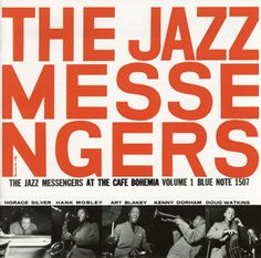 at the cafe bohemia volume 1/art blakey and the jazz messengers