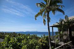 Vomo Fijian Resort, Hillside Villa View.
