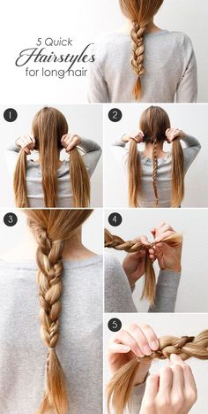 Having long hair is really a matter of vanity for every girl and at the same time managing your long hair seems the most difficult task in the world for you. Getting quick hairstyles for long hair can solve your task easily. #hairstraightenerbeauty #HairstylesForLongHair #HairstylesForLongHaireasy #HairstylesForLongHairforschools #HairstylesForLongHairtutorials #HairstylesForLongHairwedding #HairstylesForLongHairformal