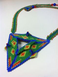 Tri-wing necklace - Nancy Jenner