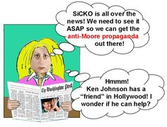 Pharma Marketing Blog: PhRMA Intern Makes Movie Mogul an Offer He Can't Refuse!