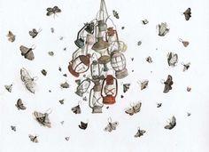 Drawn to Light by Sarah Burwash