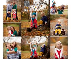Fall Children and Family Photography Session - Paula Swift Photography - www.paulaswift.com