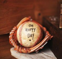 You always get a special kick on opening day, no matter how many you go through. You look forward to it like a birthday party when you're a kid. You think something wonderful is going to happen. ~  Joe DiMaggio