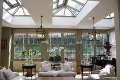 Custom Orangeries Design Gallery for a Hardwood Orangery