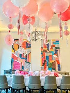 Sushi Party Balloons Giant Balloons, Custom Balloons, Bubblegum Balloons, Sushi Party, Balloon Installation, Bubble Gum, Events, Shapes, Wedding