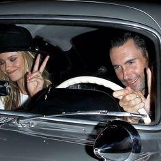 Mr and mrs Levine #Padgram