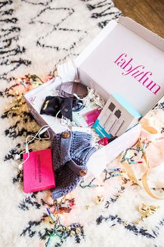 Give the gift of FabFitFun this Christmas!