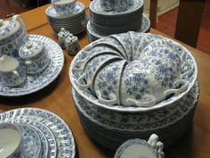 How to Store Your China Set.