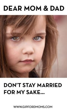 It wasn't until after weeks of sitting in a therapists office, that I realized I was not doing my two young children any favors by choosing to live in a miserable marriage. Dealing With Divorce, Divorce And Kids, Step Parenting, Parenting Advice, Parenting Books, Parenting Teens, Single Parenting, Anxiety In Children, Young Children
