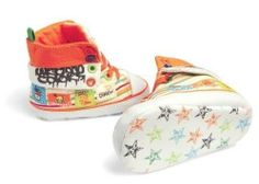 Boys will be boys - Graffiti Shoes