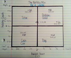 Gillette bcg matrix