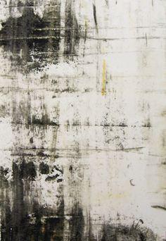 Folsom St. #6, oil and wax on paper, Doug Glovaski 2009