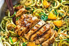20 Zoodle Recipes that are Delicious and Easy!