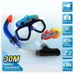 66 Dive Mask and Snorkel Kit With Underwater Camera Waterproof DVR recorder Mini Gadgets http://www.amazon.com/dp/B00DZUBG2S/ref=cm_sw_r_pi_dp_QVbXub036YVJJ