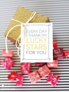 """Thank My Lucky Star"