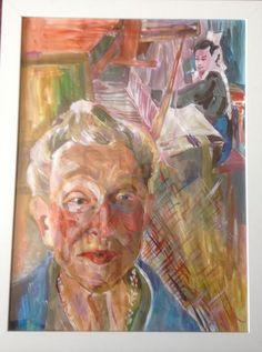 In memoriam  Madeleine  POIVRE