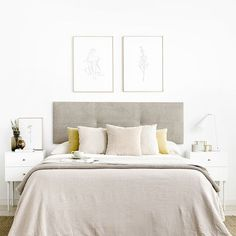 Ac for Bedroom Home Bedroom, Bedroom Decor, Spring Home Decor, Home Room Design, Dream Rooms, Home Decor Trends, House Rooms, Cozy House, Ideal Home
