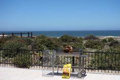 On The Beach is net 15 m van Yzerfontein se strand af geleë.
